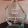 sustainable food award